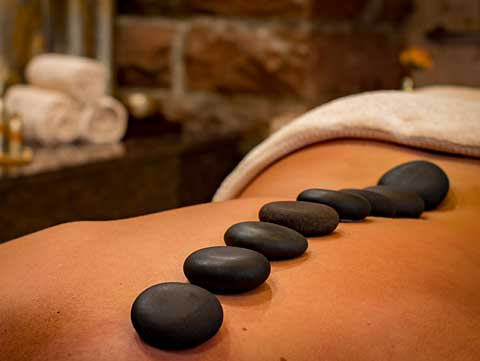 Hot Stone Wellness Physiopraxis Aschaffenburg